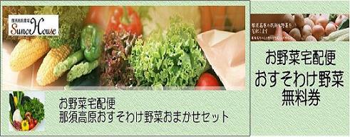 野菜チケット