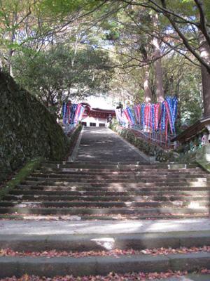 鰐淵寺と旧大社駅 3