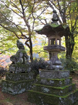 鰐淵寺と旧大社駅 7