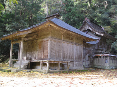 鰐淵寺と旧大社駅 9