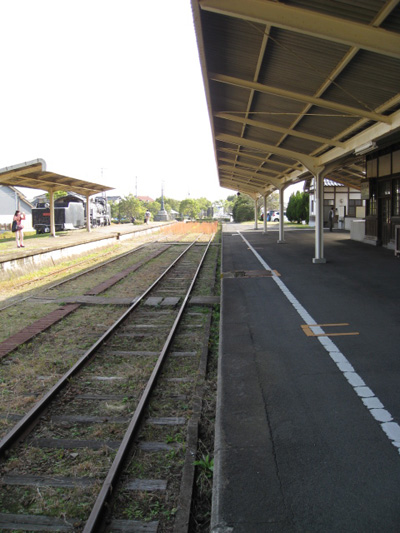 鰐淵寺と旧大社駅27