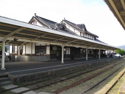 鰐淵寺と旧大社駅28