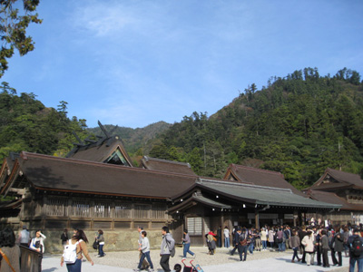 鰐淵寺と旧大社駅50