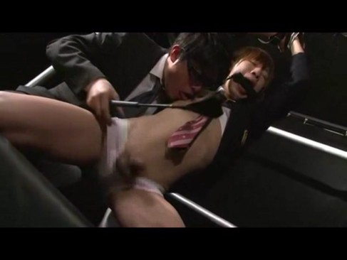 【ゲイ動画】 ジャニ系学生を口枷つけたまま緊縛し無防備アナルを苛め抜くSMプレイ!