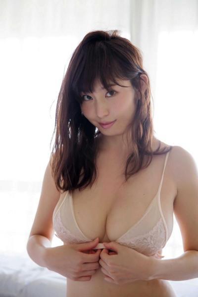 【下着画像】この女子アナの「Gカップ乳」がすげえ
