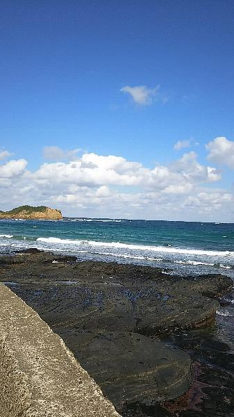 壱岐の海岸600