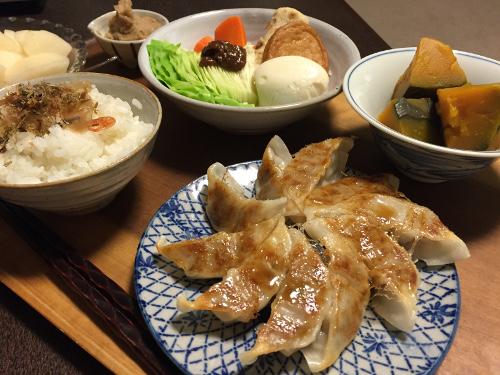 Sep25_焼き餃子