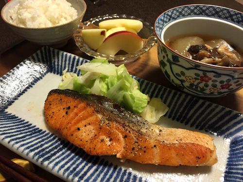 Oct06_焼き鮭