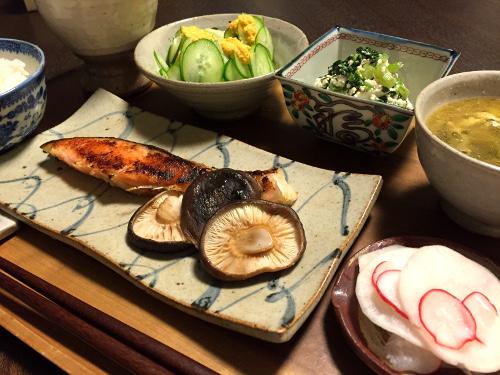 Oct29_銀鮭の粕漬け