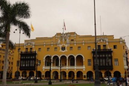 リマ市庁舎