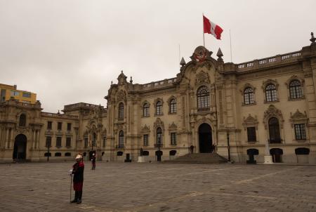 ペルー大統領官邸