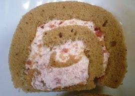 紅茶香るロールケーキ01