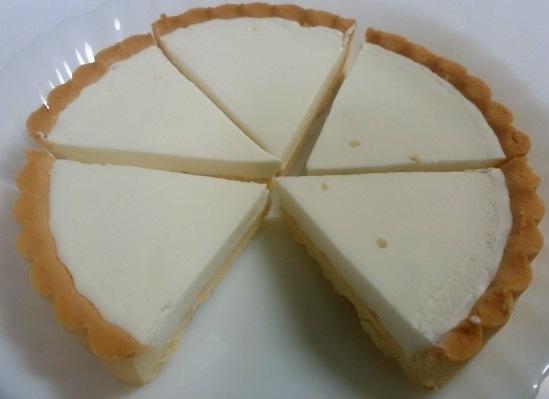 至福のレアチーズタルト02