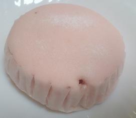 いちごの蒸しケーキ02