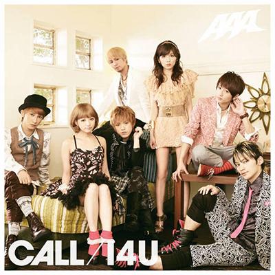 AAA「CALL/I4U」ジャケットC