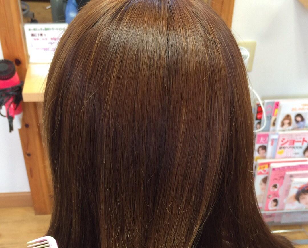 艶髪特集パート6 美髪縮毛矯正