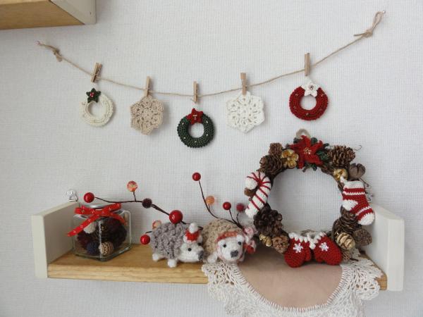 クリスマスガーランド_リース6