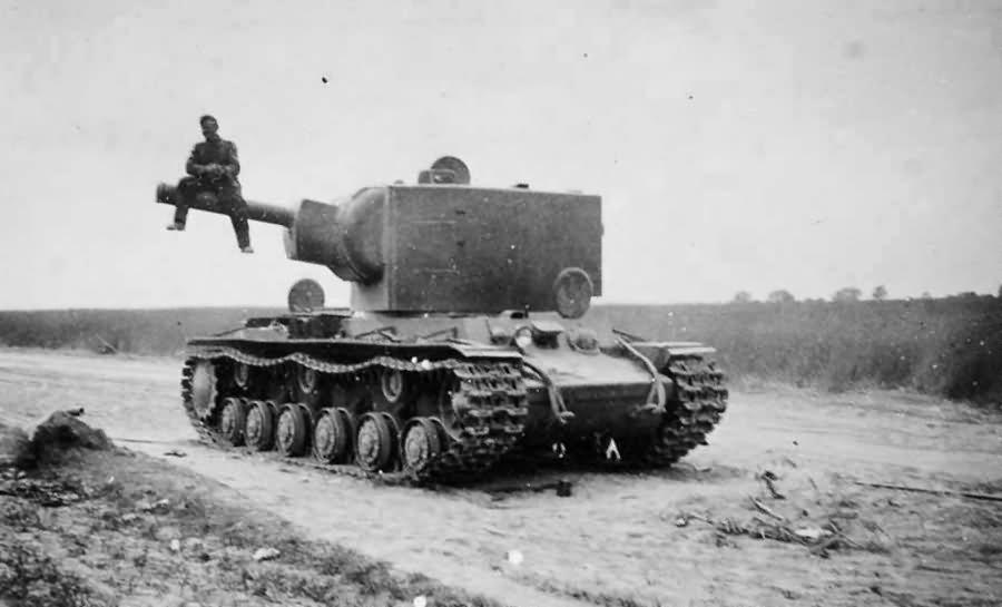 KV-2。。。。