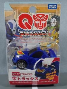 トランスフォーマー QT17 トラックス(シボレー コルベット C7)001