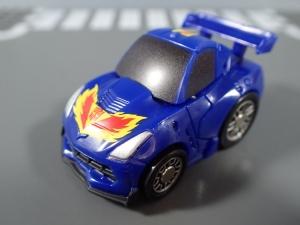 トランスフォーマー QT17 トラックス(シボレー コルベット C7)002