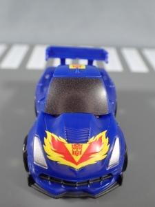 トランスフォーマー QT17 トラックス(シボレー コルベット C7)005