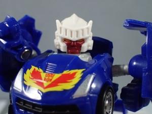 トランスフォーマー QT17 トラックス(シボレー コルベット C7)009