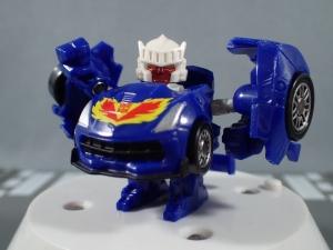 トランスフォーマー QT17 トラックス(シボレー コルベット C7)010