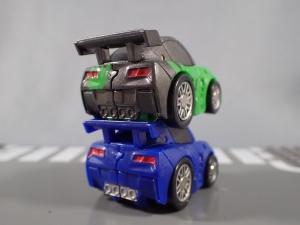 トランスフォーマー QT17 トラックス(シボレー コルベット C7)018