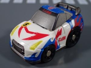 キュートランスフォーマー・QT-Mオプティマスプライム(マッハ車検GT-R R35)005