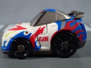 キュートランスフォーマー・QT-Mオプティマスプライム(マッハ車検GT-R R35)007