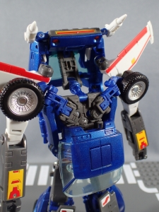 トランスフォーマー マスターピース MP-25 トラックス ロボットモード013