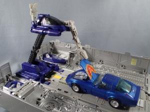 トランスフォーマー マスターピース MP-25 トラックスで遊ぼう015