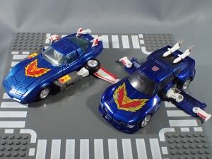 トランスフォーマー マスターピース MP-25 トラックスで遊ぼう018