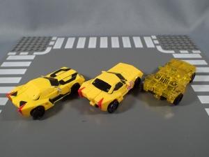 トランスフォーマー TAV34 EZコレクション チームバンブルビーVSメガトロナスセット008