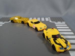 トランスフォーマー TAV34 EZコレクション チームバンブルビーVSメガトロナスセット009