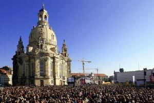 ドレスデン聖母教会再建完了