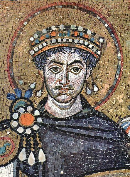 ユスティニアヌス大帝
