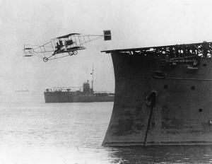 軽巡洋艦「バーミンガム」からの離艦