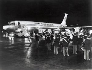 707初就航