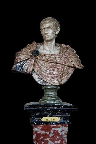 ディオクレティアヌス帝