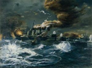 ルンガ沖海戦