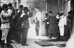 オスマントルコ帝国滅亡