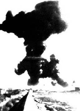 三井炭鉱炭塵爆発