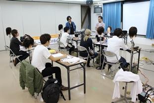 HSA講習 ナイタースタジオ