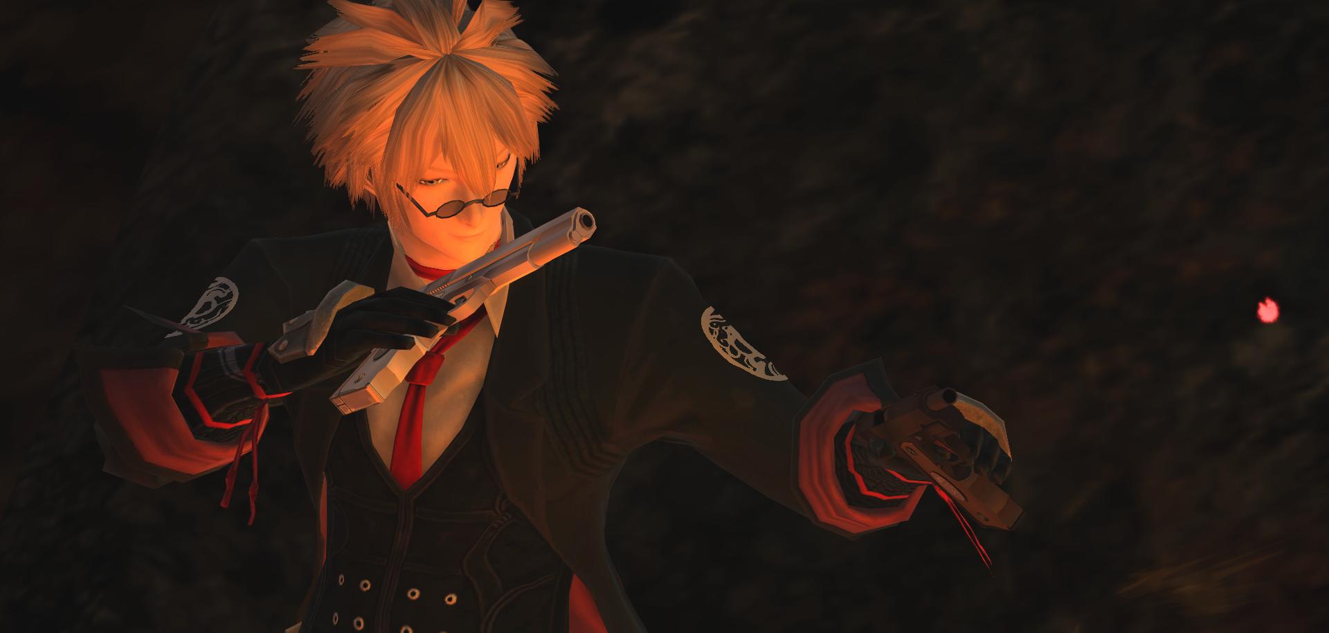 アリアの双剣双銃
