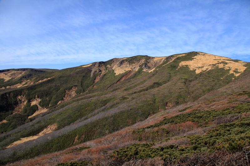 20151122初冬の栗駒山