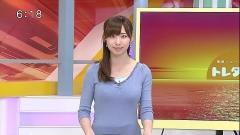 塩地美澄アナ巨乳ビキニ画像8