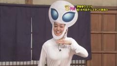 後藤晴菜アナ全身タイツおっぱい画像1