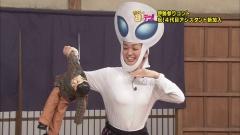 後藤晴菜アナ全身タイツおっぱい画像4