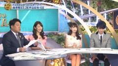 小嶋陽菜みんなのKEIBAパンチラ画像1